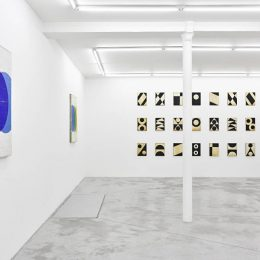 Dan Levenson: SKZ Form and Color Studies @Praz-Delavallade, Paris  - GalleriesNow.net