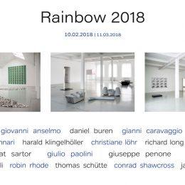 Rainbow 2018 @Tucci Russo - Studio per l'Arte Contemporanea, Torre Pellice (Turin)  - GalleriesNow.net