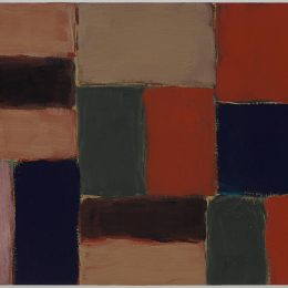 Sean Scully: Wall of Light @Mnuchin Gallery, New York  - GalleriesNow.net