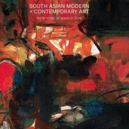 South Asian Modern + Contemporary Art @Christie's New York, New York  - GalleriesNow.net
