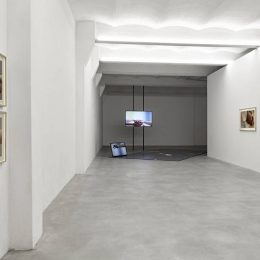 Katarina Zdjelar: Not a Pillar not a Pile (Tanz für Dore Hoyer) @SpazioA, Pistoia  - GalleriesNow.net