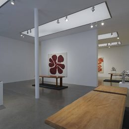 Freeform: Jean Dubuffet, Simon Hantaï and Charlotte Perriand @Timothy Taylor, London  - GalleriesNow.net