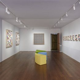 Eduardo Terrazas: Cosmos within a cosmos @Timothy Taylor, New York  - GalleriesNow.net