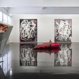 Ben Quilty: Notes on Chaos @Tolarno Galleries, Melbourne  - GalleriesNow.net