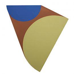 Leo Valledor: Curved @David Richard Gallery, New York  - GalleriesNow.net