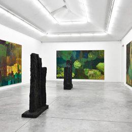 Per Kirkeby @Almine Rech Gallery, Paris  - GalleriesNow.net