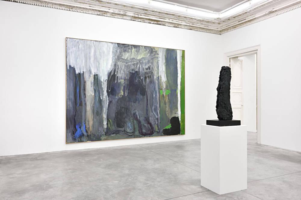 Almine Rech Gallery Paris Per Kirkeby 5