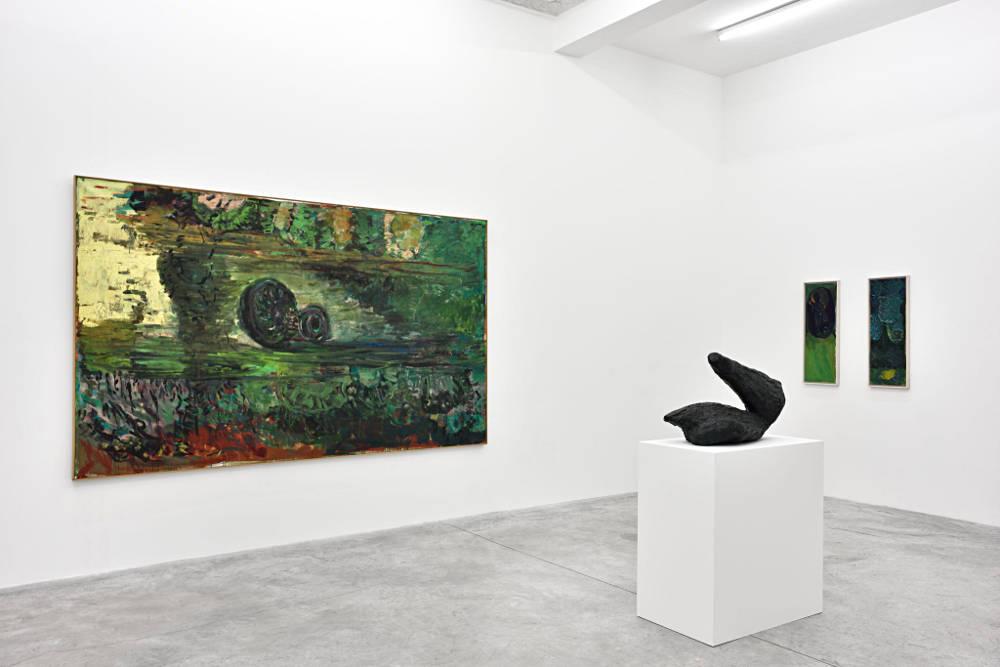 Almine Rech Gallery Paris Per Kirkeby 6