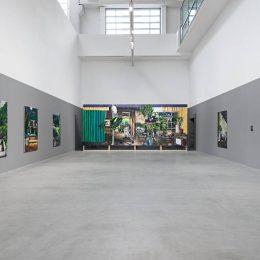 Marius Bercea: Time Can Space @Blain|Southern, Potsdamer Str., Berlin  - GalleriesNow.net