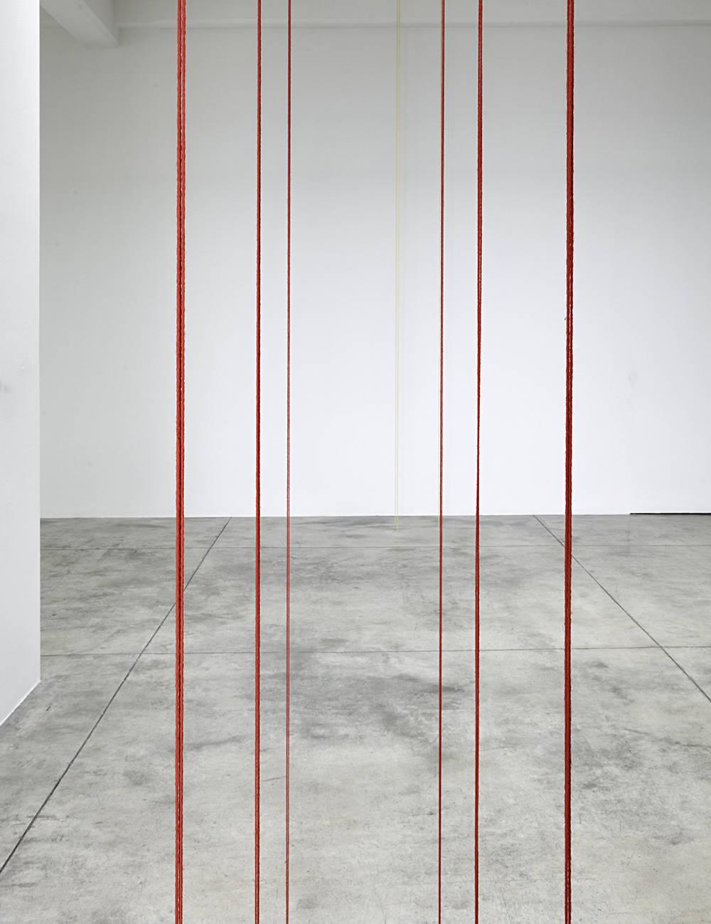Cardi Gallery Milan Fred Sandback 2
