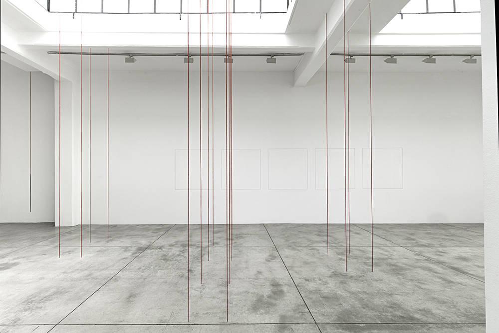 Cardi Gallery Milan Fred Sandback 3