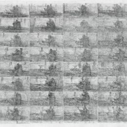 A Slice through the World: Contemporary Artists' Drawings @Drawing Room, London  - GalleriesNow.net
