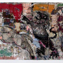 Daniel Crews-Chubb: Chariots, Beasts and Belfies @Roberts Projects, Los Angeles  - GalleriesNow.net