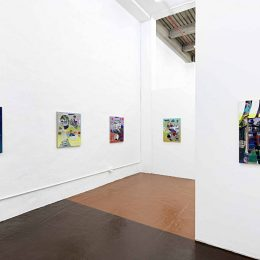 Jacob Feige: I Had a _____ Day @David Richard Gallery, New York  - GalleriesNow.net