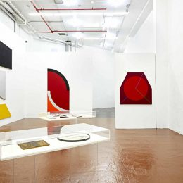 Leo Valledor: Curved @David Richard Gallery, New York  - GalleriesNow.net