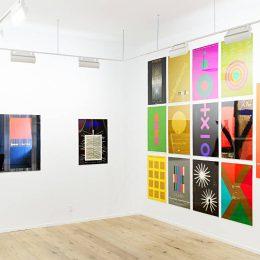 Almir Mavignier: Privileged Form @Galeria Nara Roesler New York, New York  - GalleriesNow.net