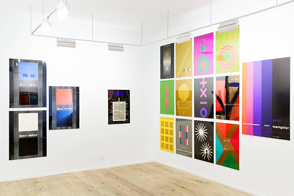 Galeria Nara Roesler New York Almir Mavignier 1