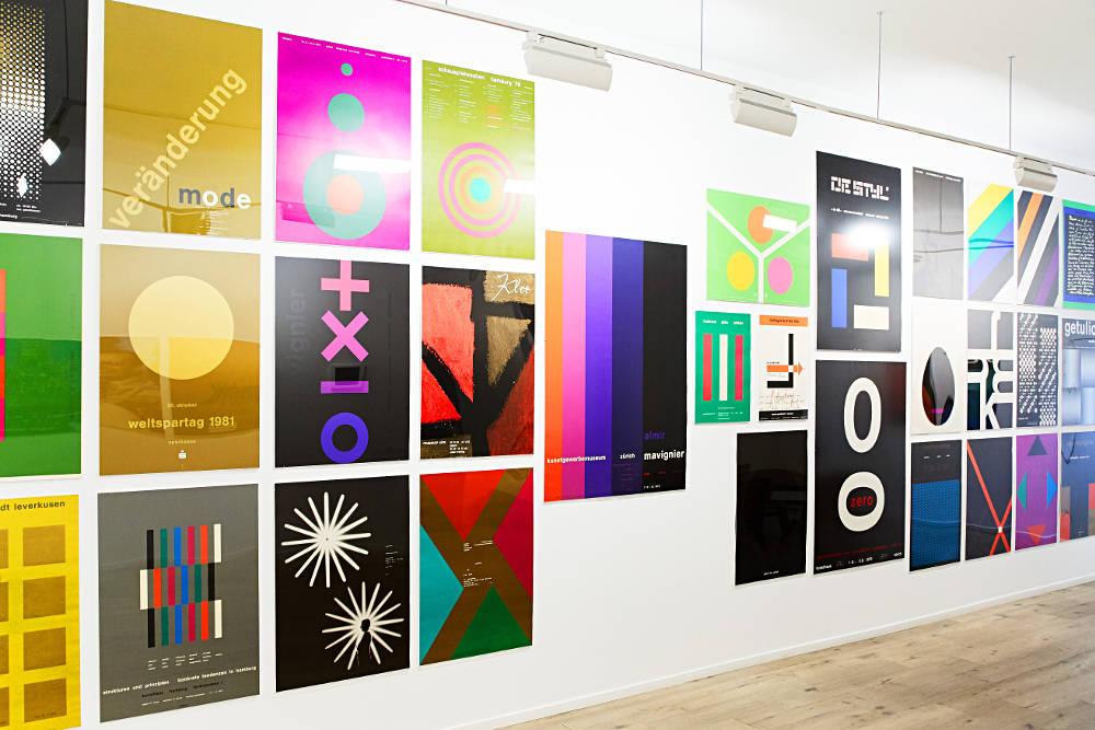 Galeria Nara Roesler New York Almir Mavignier 3