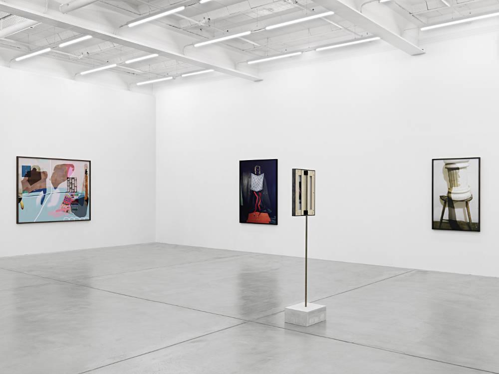 Galerie Eva Presenhuber Lucas Blalock 1