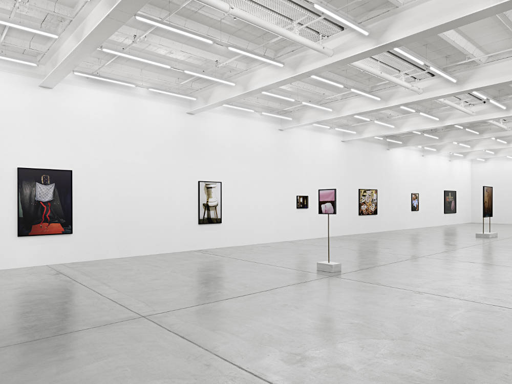 Galerie Eva Presenhuber Lucas Blalock 2