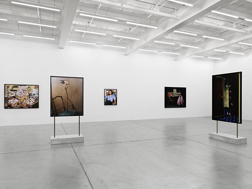 Galerie Eva Presenhuber Lucas Blalock 3