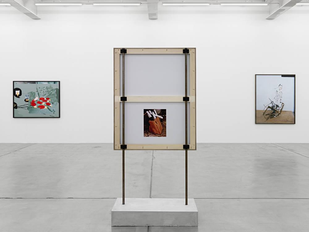 Galerie Eva Presenhuber Lucas Blalock 5