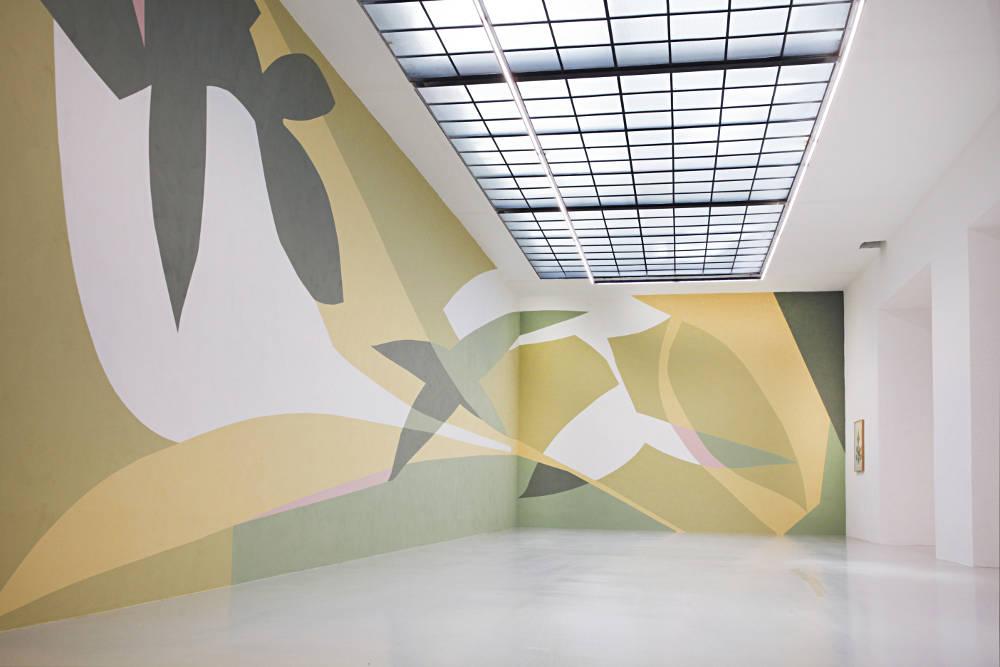 Galerie Lisa Kandlhofer Frauke Dannert 1