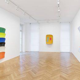 Ron Gorchov @Galerie Max Hetzler, Bleibtreustr., Berlin  - GalleriesNow.net