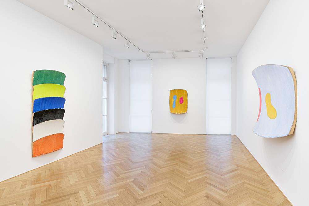Galerie Max Hetzler Bleibtreustr Ron Gorchov 1