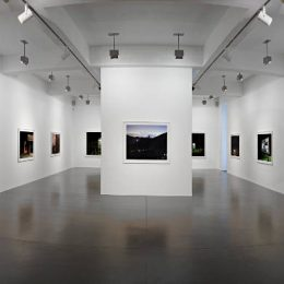Josef Hoflehner: Night Work @Galerie Nikolaus Ruzicska, Salzburg  - GalleriesNow.net
