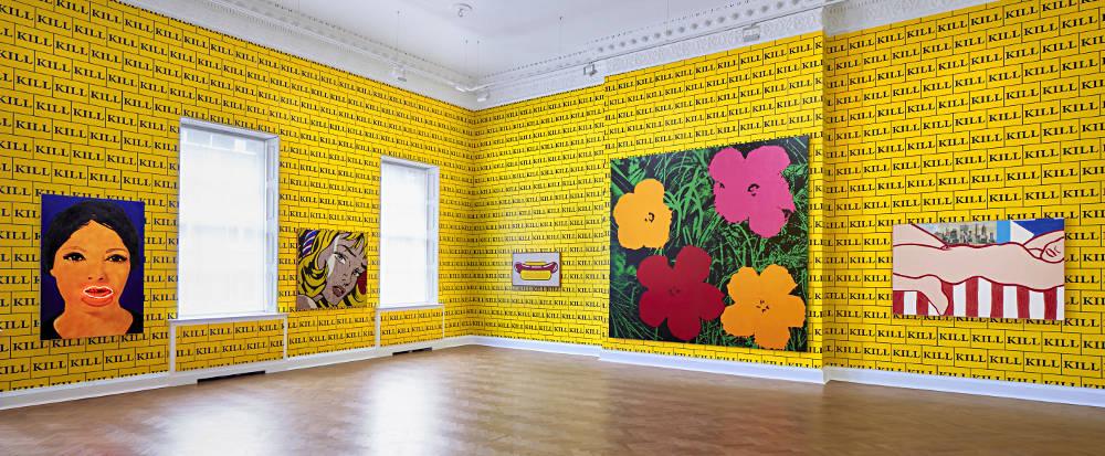 Galerie Thaddaeus Ropac London Sturtevant 3