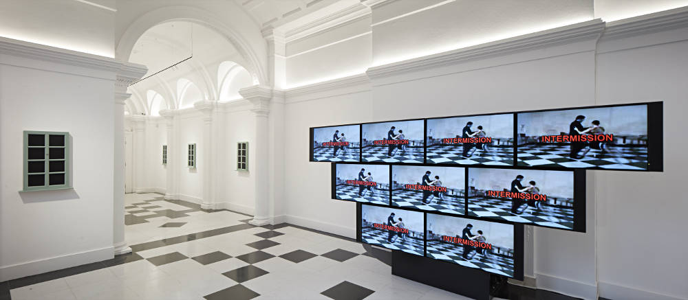 Galerie Thaddaeus Ropac London Sturtevant 8
