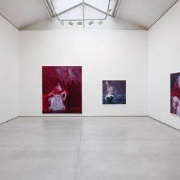 Yan Pei-Ming: Dating @Galerie Thaddaeus Ropac, Marais, Paris  - GalleriesNow.net