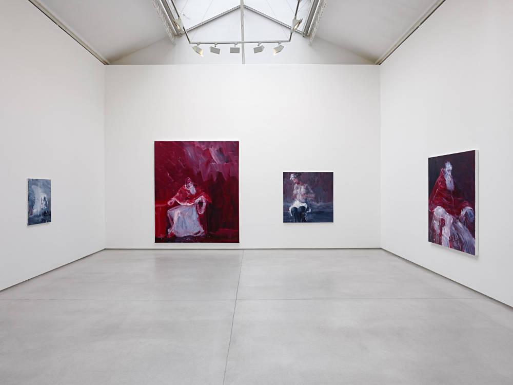 Galerie Thaddaeus Ropac Marais Yan Pei-Ming 1