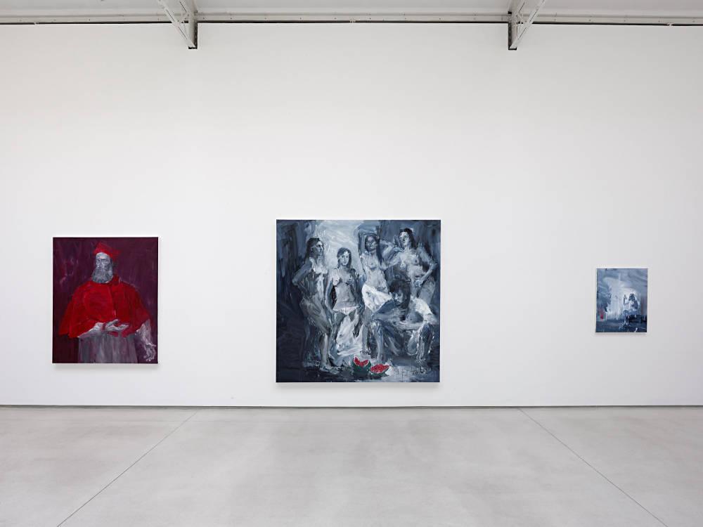 Galerie Thaddaeus Ropac Marais Yan Pei-Ming 2