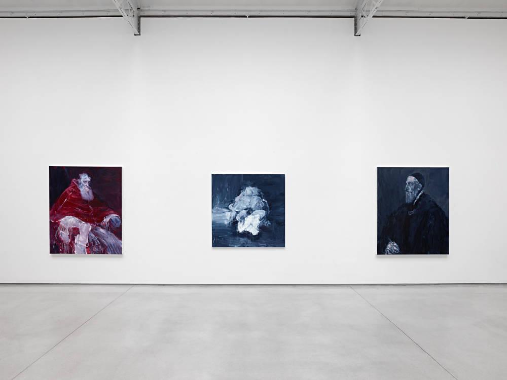 Galerie Thaddaeus Ropac Marais Yan Pei-Ming 3