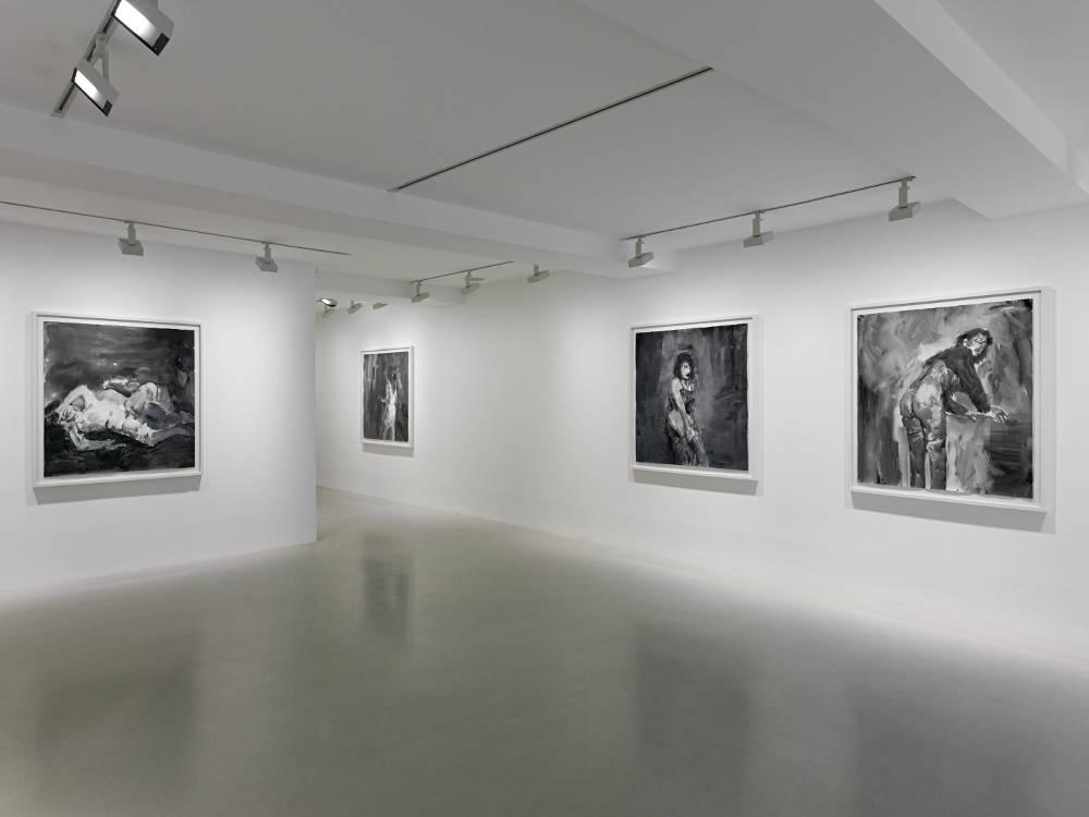 Galerie Thaddaeus Ropac Marais Yan Pei-Ming 4