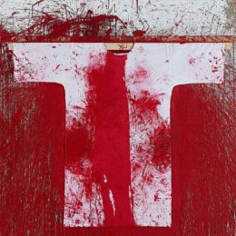 Hermann Nitsch: Das Orgien Mysterien Theater @Massimo De Carlo, London, London  - GalleriesNow.net