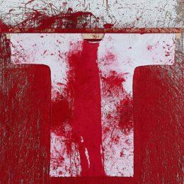 Hermann Nitsch: Das Orgien Mysterien Theater @Massimo De Carlo, London, London  - GalleriesNow.net