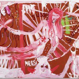 Jonathan Meese: DIE NACKTESTE FREIHEIT DER KUNST @Sies + Höke, Düsseldorf  - GalleriesNow.net