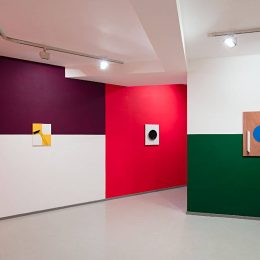 John Nixon: Various Paintings on Various Colours @Laure Genillard Gallery, London  - GalleriesNow.net