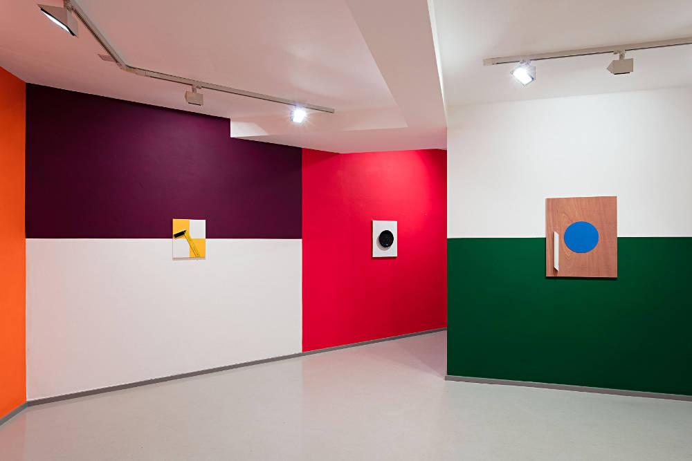 Laure Genillard Gallery John Nixon 1