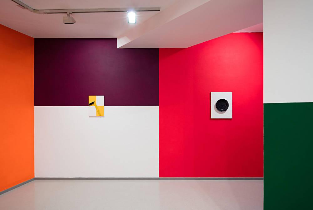 Laure Genillard Gallery John Nixon 2