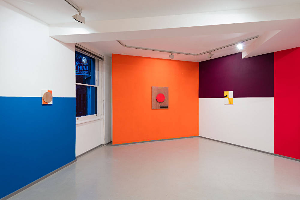 Laure Genillard Gallery John Nixon 3