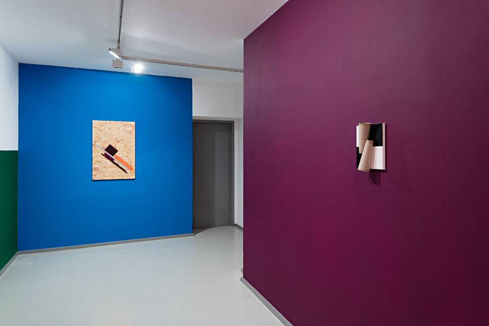 Laure Genillard Gallery John Nixon 4