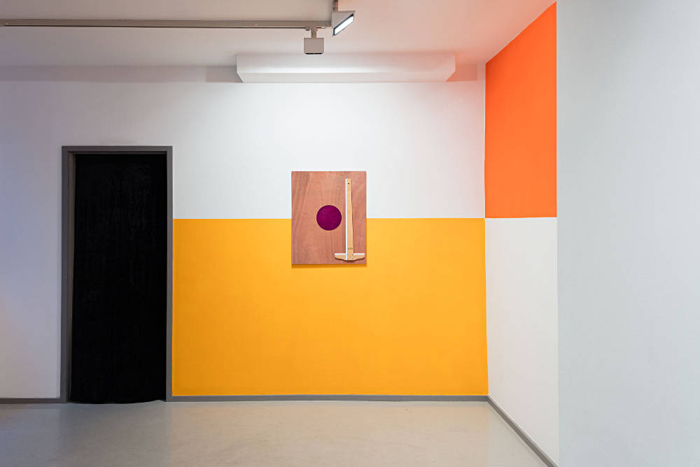 Laure Genillard Gallery John Nixon 6