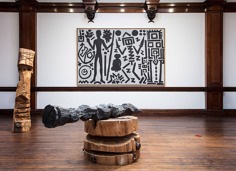 Michael Werner Gallery London A R Penck 7