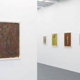 Milton Resnick: Apparitions, Reapparitions @Miguel Abreu Gallery, Eldridge St, New York  - GalleriesNow.net
