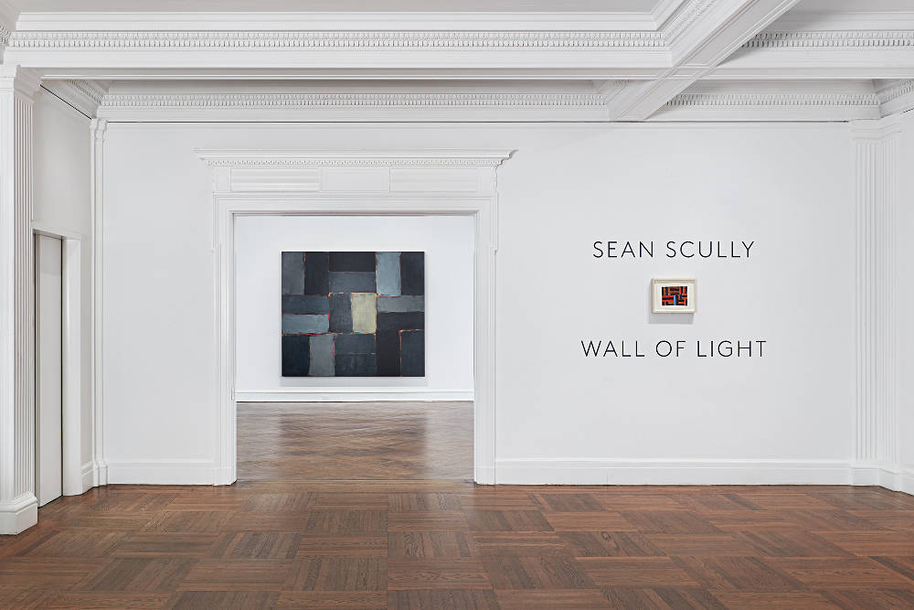 Mnuchin Gallery Sean Scully 1