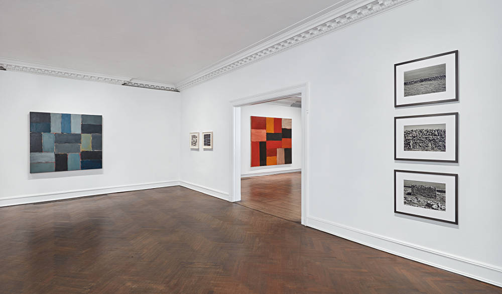 Mnuchin Gallery Sean Scully 2